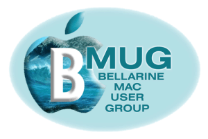 Bellarine Mac User Group Logo