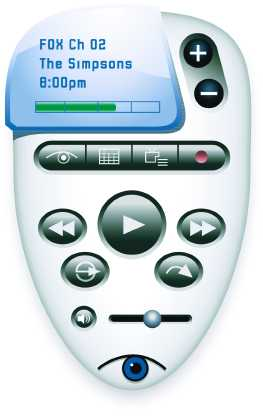 EyeTV Remote Control