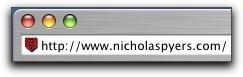 Favicon for NicholasPyers.com