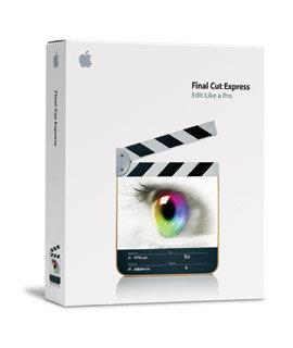 Final Cut Express Box