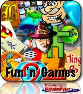 Fun 'n' Games Logo