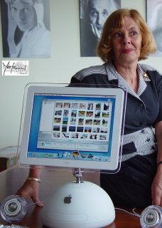 iMac with Speakers