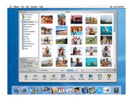 iPhoto 2 Screen