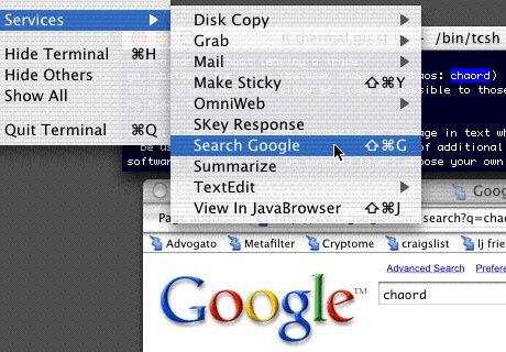 SearchGoogle screenshot