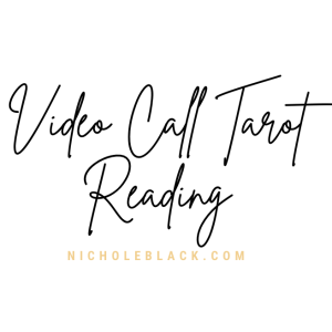 VIDEO CALL TAROT READING