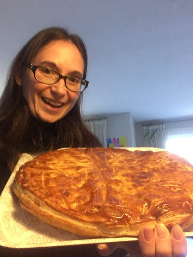 Classic French King's Cake — Galette des Rois