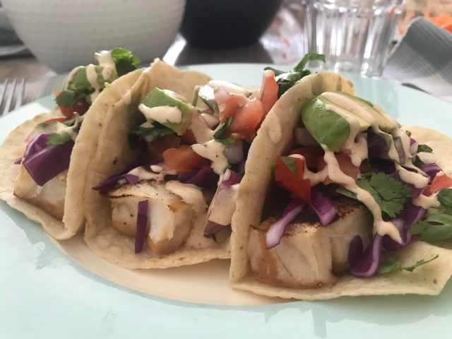 Give A Man A Fish – Fish Tacos