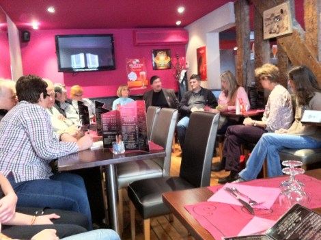 church plant round table