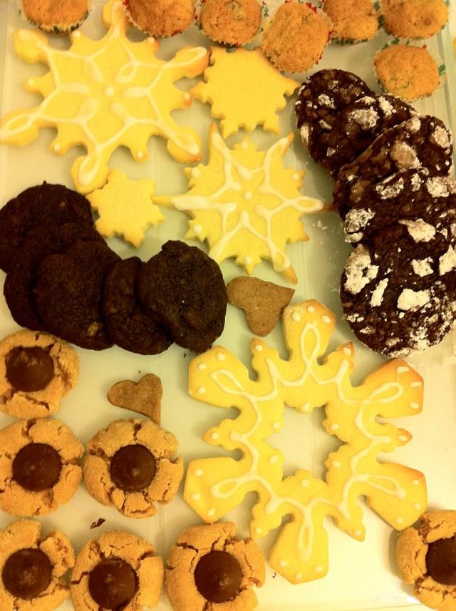 Nichole's Snowflake Sugar Cookies