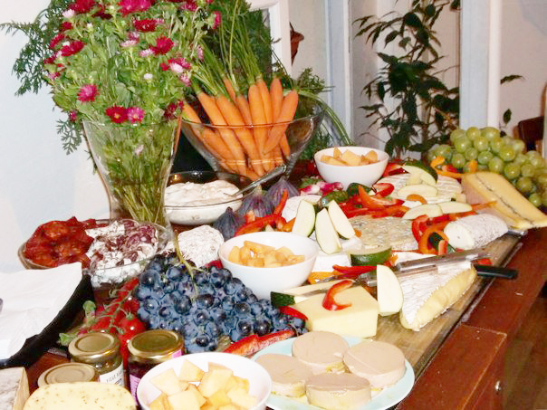 Plateau de Fromage – Cheese Platter
