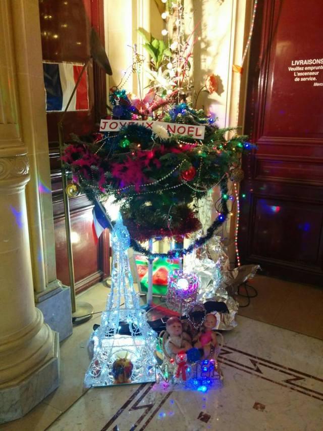 Stephanie Christmas tree