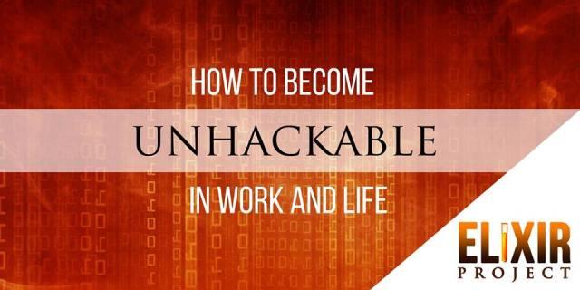 Be Unhackable