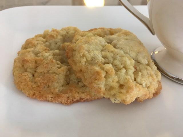 Chewy Sugar Drop Cookies