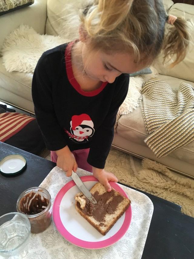 Homemade Nutella — Hazelnut Praline Spread
