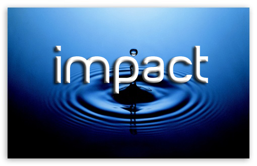Make an impact greater than yourself