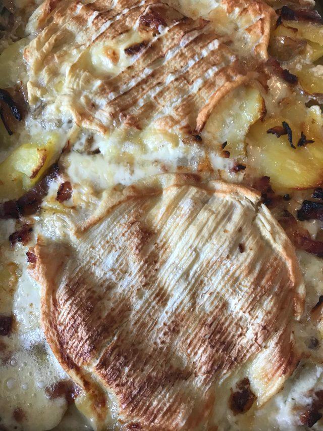 Tartiflette – Cheesy French potato gratin