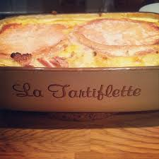 Tartiflette – Cheesy French potato gratin