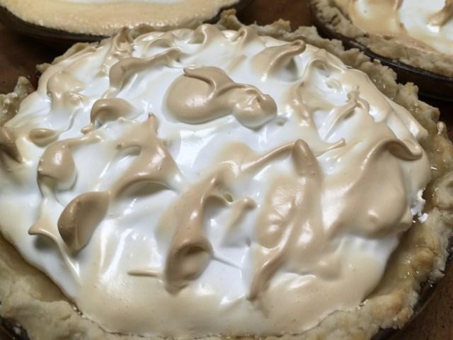 Forge Lasting Family Memories — Grammie's Chocolate Meringue Pie