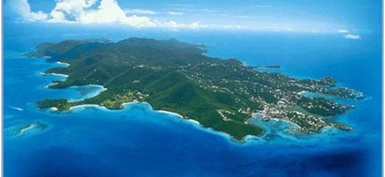 US Virgin Islands Yacht Charter Caribbean