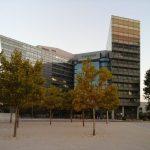 Siemens Gebäude in Wien