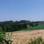 Ausblick vom Gasthaus Auer