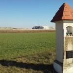 Abbaugebiet und Mayer Denkmal