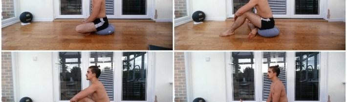 8 Ways to Sit on the Floor