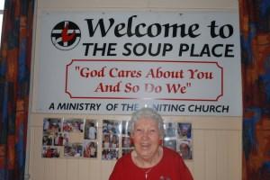 Narelle Milton, Coffs Harbour Uniting Church Soup Kitchen
