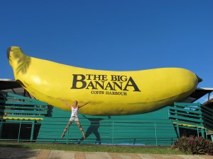 The Big Banana, Pacific Highway, Coffs Harbour