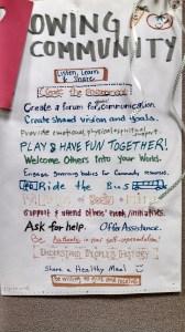 Growing Community principles, Victory Gardens Initiative, Milwaukee, Wisconsin
