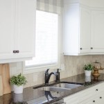 Farmhouse Kitchen Window Valance Tutorial Nick Alicia