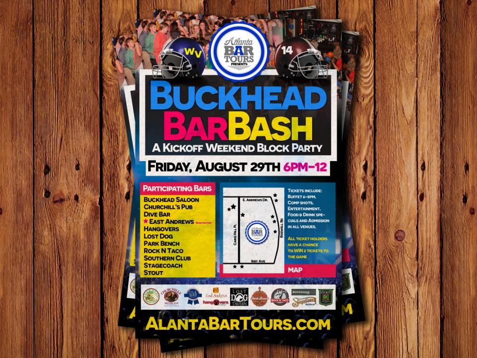 Buckhead Bar Bash