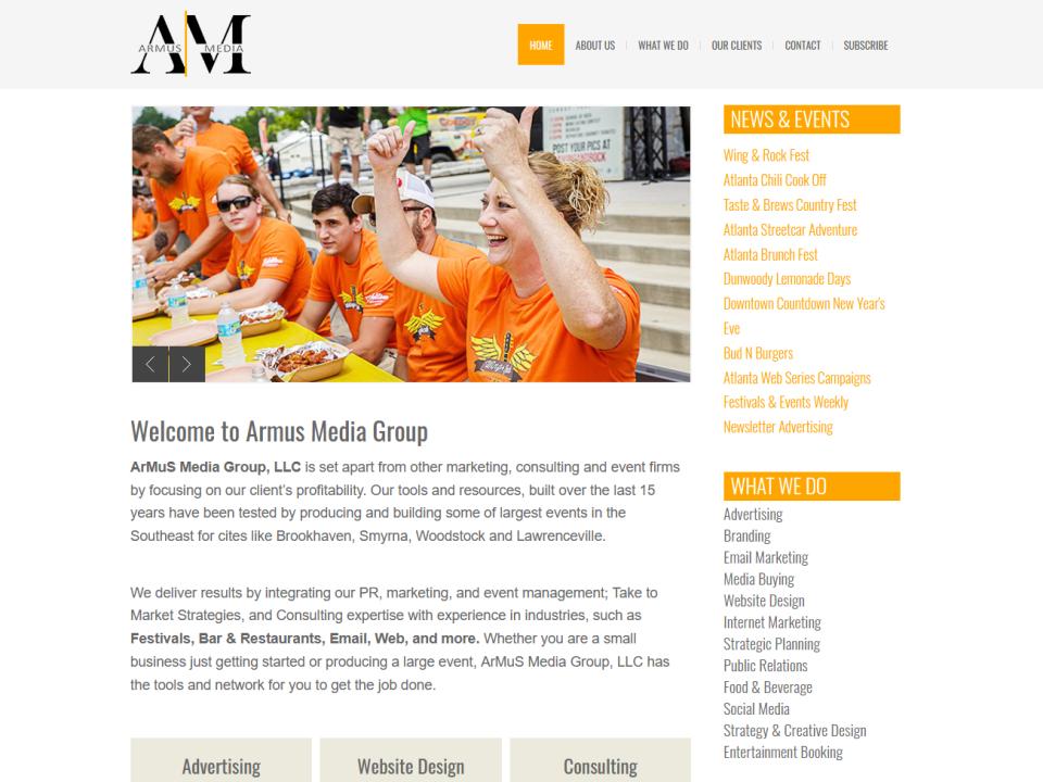 Armus Media Group
