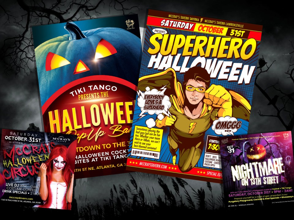 Halloween Campaign Marketing Group