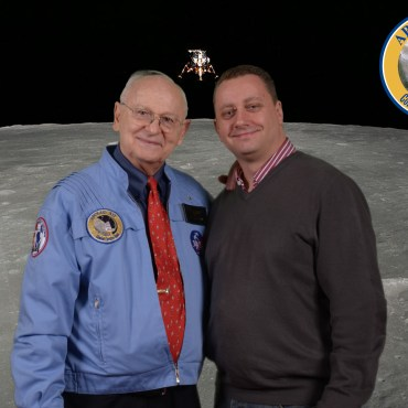 RIP Moonwalker Alan Bean – Remembering Meeting the 4th Man on the Moon