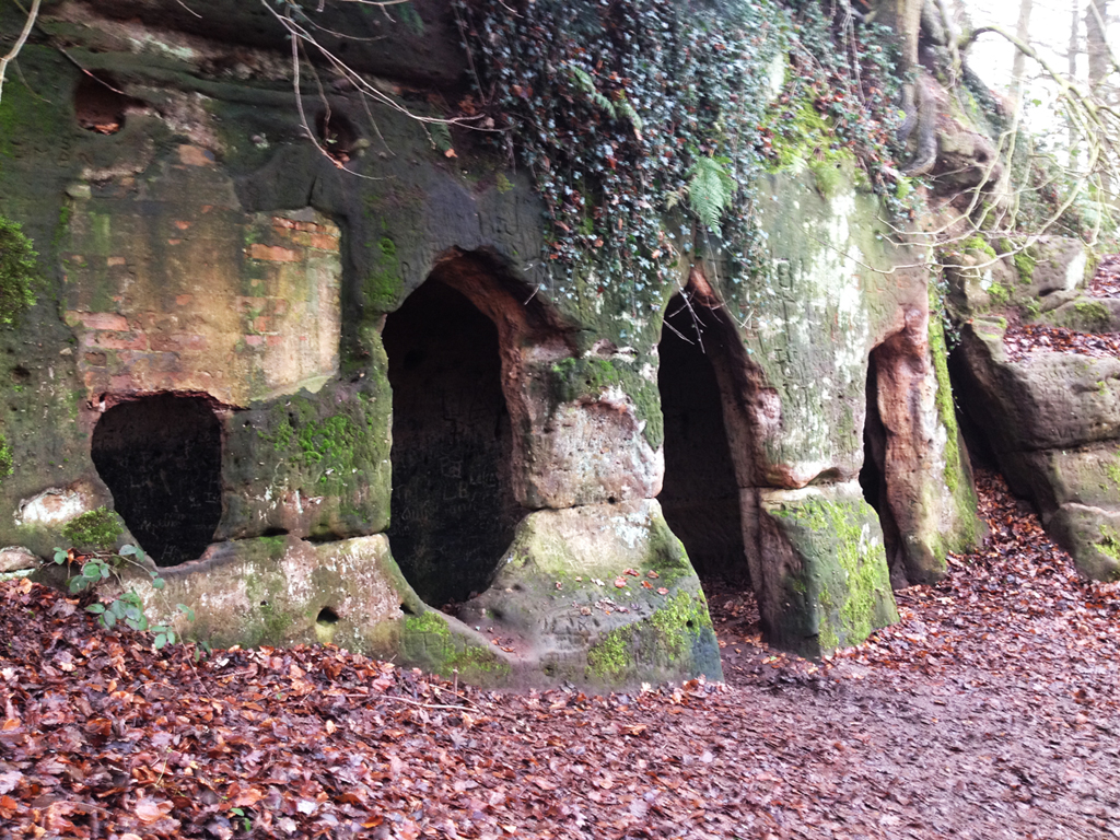 The Hermitage at Dale Abbey
