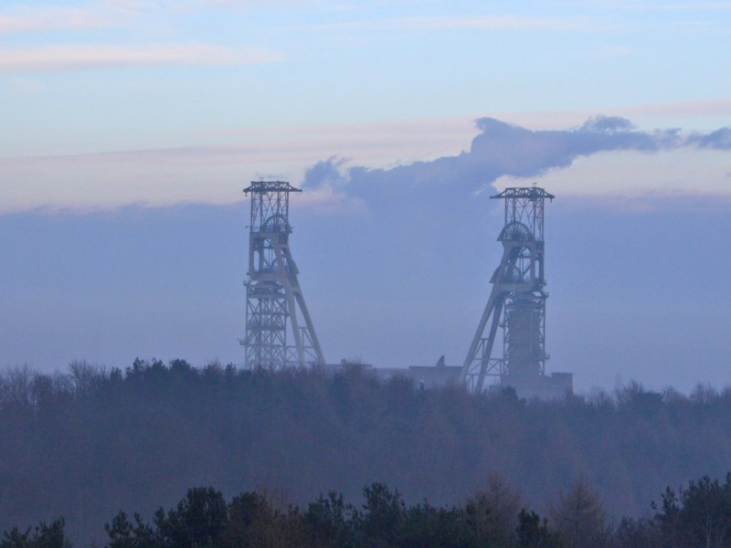 Clipstone Headstocks