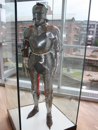 Gothic armour