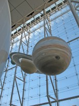 Hayden Planetarium, part of the Rose Center for Earth and Space of the American Museum of Natural History