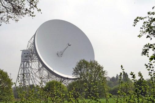 Jodrell Bank lovell Radio Telescope