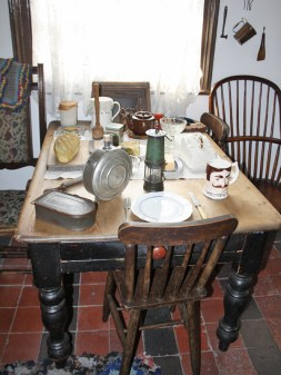 Lawrence family kitchen