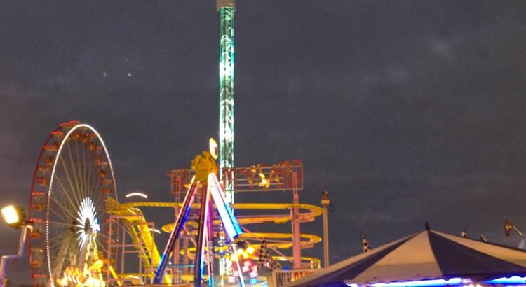 Nottingham Goose Fair 2013