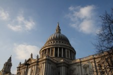 Dome of St. Paul's Cathedral.