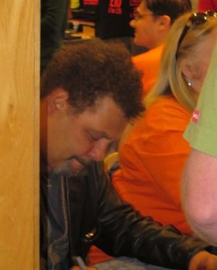 Craig Charles - Red Dwarf's Dave Lister