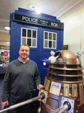 No longer afraid of the Daleks