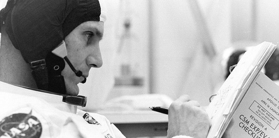 Meeting Astronaut Ken Mattingly – The Spirit and Triumph of Apollo 13