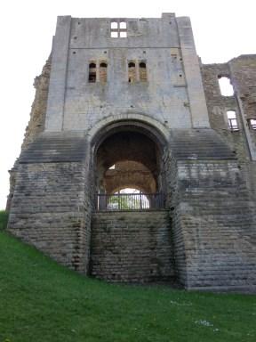 Newark Castle Gatehouse