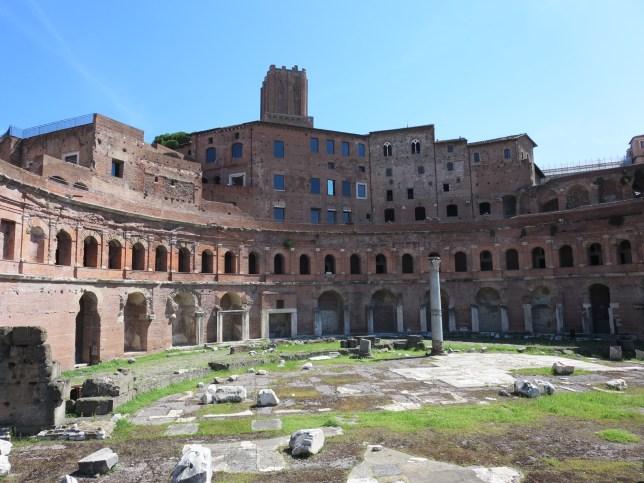 Forum of Trajan.
