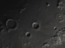 Sinus Lunicus close up, Luna 2 landing area.