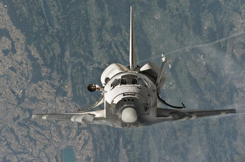 Space Shuttle Discovery STS-114 Return to flight.